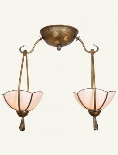 Lampy wiszące - ALBER 2pł