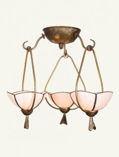 Lampy wiszące - ALBER 3pł