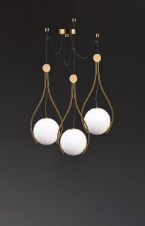 Lampy wiszące - LUNA M