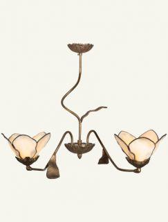 Lampy wiszące - LOTUS 2pł