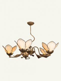 Lampy wiszące - LOTUS 5pł