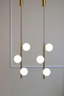 Lampy wiszące - LUNA