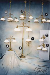 Kolekcje lamp stylowych - STUART